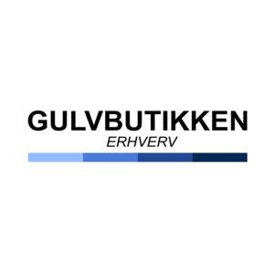 Gulvbutikken Erhverv logo design