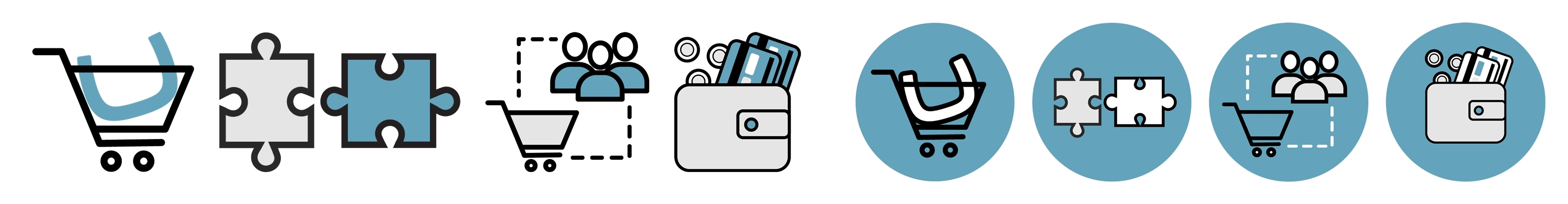 Evision Ecommerce Icons